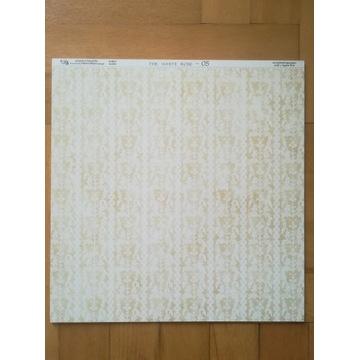 WYPRZEDAŻ Papier scrapbooking 30,5cm x 30,5cm