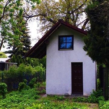 Działka wypoczynkowa ROD Wieczysta Kraków