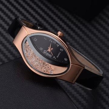 Piekny stylowy zegarek dla Pań -licytacja od 1zł