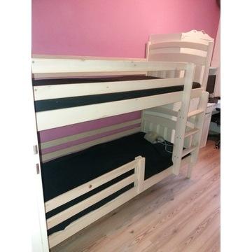 Łóżko piętrowe 180×80 cena do negocjacji