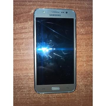 Samsung S5 uszkodzona matryca. Na części albo cały