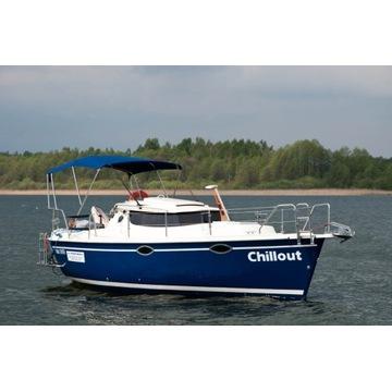 Sunhorse 25 - zadbany jacht idealny dla 4 osób