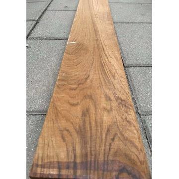 Teak egzotyczne drewno deska tarcica teczyna