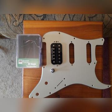 Seymour  duncan TB 4 JB + pickguard fender