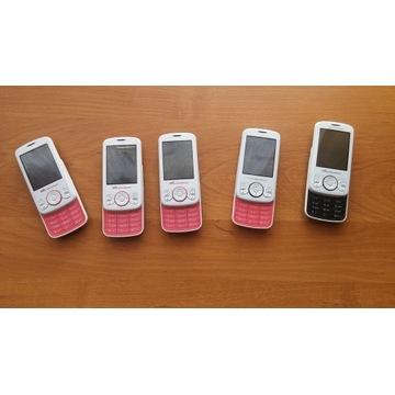 Sony Ericsson spiro W100 5 szuk sprawne bez sim
