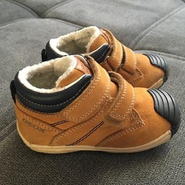 Geox, buty zimowe, jesienne rozm 23