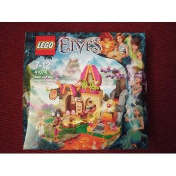 Lego Elves Azari i Magiczna Piekarnia 41074