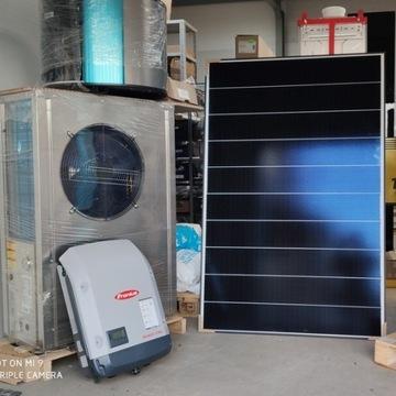 Pompa Ciepła +Fotowoltaika,Montaż,Sprzedaż