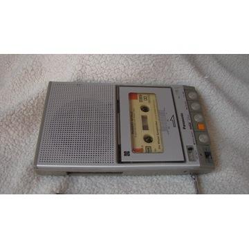 National Panasonic RQ - 2730 magnetofon kasetowy