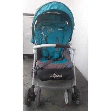 Wózek spacerowy BABY DESIGN dla dziecka