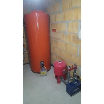 Zbiornik bufor ciepłej wody użytkowej Viessmann