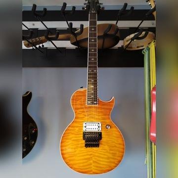 Gitara elektryczna Samick LN-20FRQM FSB