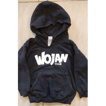 Bluza WOJAN TEAM oryginalna z WOJAN SHOP 116, 5-6l