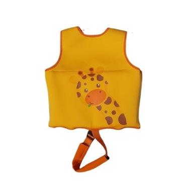 Kamizelka do nauki pływania dla dzieci NEOPREN 3-6