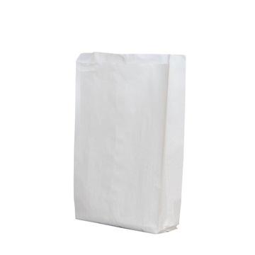 Torebka 180x330 biała bez nadruku 35g 1000 szt