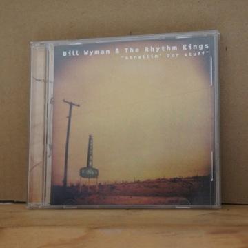 cd316. BILL WYMAN & THE RHYTHM KINGS  STRUTTIN OUR