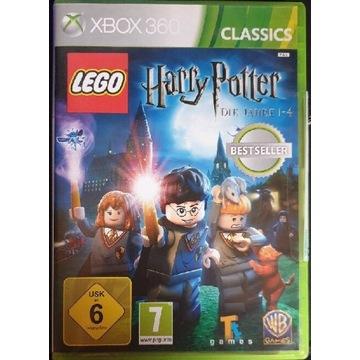 LEGO HARRY POTTER YEARS 1-4 XBOX 360