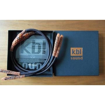 Interkonekt KBL Sound Red Corona 1m RCA OUTLET