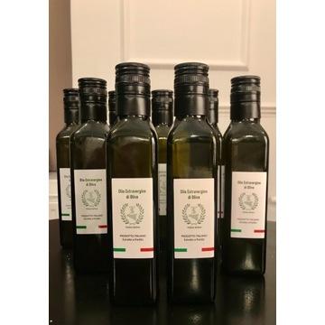 Oliwa z oliwek Extravergine Włoska BIO olive oil