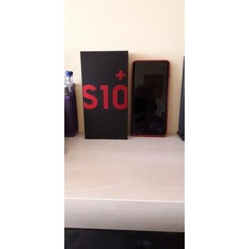 Samsung S10 , SM-G975FZRDXEO, red LTE128GM