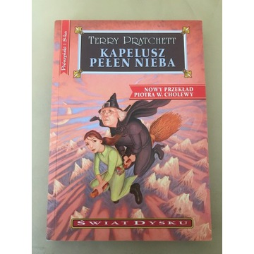 Terry Pratchett - Kapelusz pełen nieba