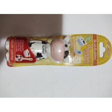 Szczotka szczoteczka do zębów krowa krówka z USA