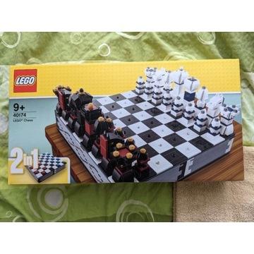 SZACHY LEGO 40174 - zestaw szachów/warcabów z moty