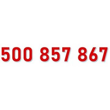 500 857 867 STARTER ORANGE ŁATWY ZŁOTY NUMER