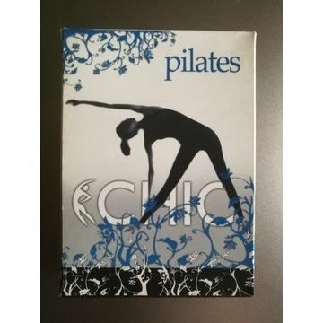 Pilates Chic - Pakiet DVD 5 płyt