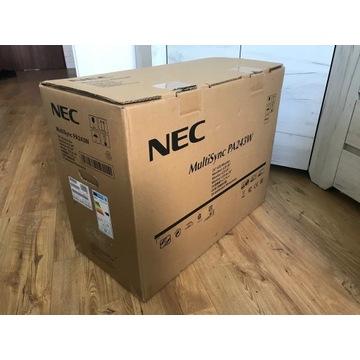Nowe kompletne pudło do monitora NEC PA243W
