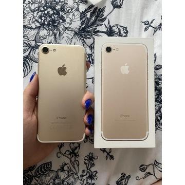 iPhone 7 złoty 100% sprawny 16GB