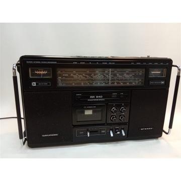 Radiomagnetofon Grundig RR940 Professional