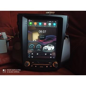 Android 10.1 Mitsubishi Outlander 2005-2011
