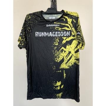 Koszulka SMMASH Runmageddon męska M