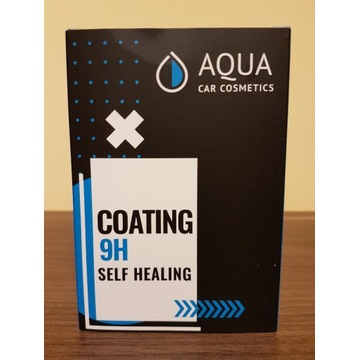 AQUA COATING 9H 30ml powłoka ceramiczna regeneruje