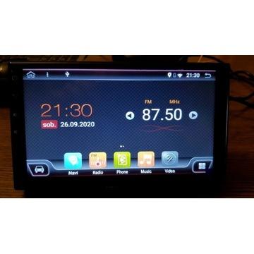 Uniwersalne samochodowe Radio 7 cal 2GB/32GB RDS
