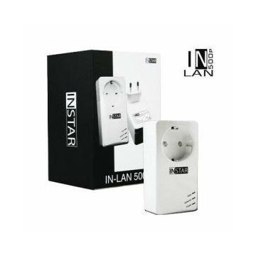 INSTAR IN-LAN 500 Powerline Adapter WIFI