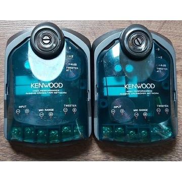 Zwrotnice głosnikowe Kenwood 2 way profesjonalne
