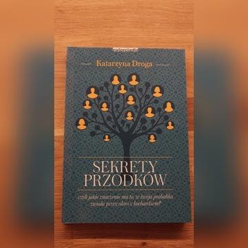 """Książka """"Sekrety przodków"""""""