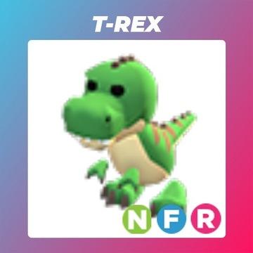 Roblox Adopt Me Neon T-Rex FR