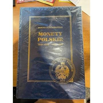 MONETY POLSKIE 2012 PARCHIMOWICZ 2 TOMY NOWE