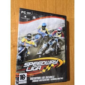 Speedway Liga + bonusowa płyta muzyczna