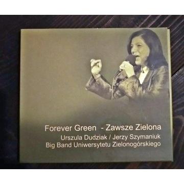 Urszula Dudziak Forever Green Zawsze Zielona