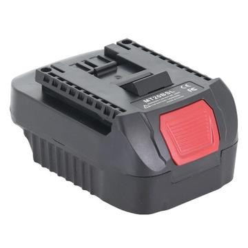 Adapter baterii Makita 18V do Bosch 18V (Blue)
