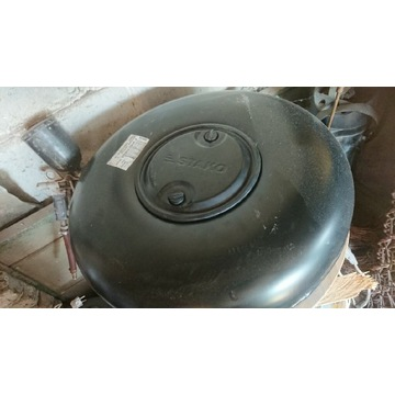 butla gazowa STAKO, części do Golfa II z 1991