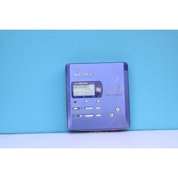 Przenośny MiniDisc SONY Recorder Pilot LCD