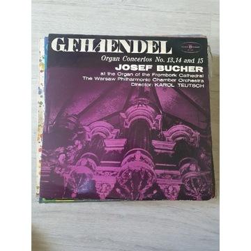 Haendel  koncerty organowe