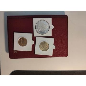 Monety po kolekcjonerze do rozpoznania