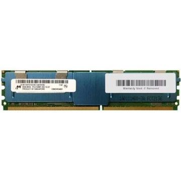 16GB (2x8GB) PC2-5300F MT72HTS1G72FZ-667H1D6 4Rx4