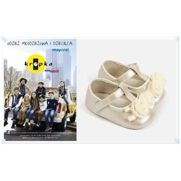 Buty dla dziewczynki MAYORAL 9285 rozmiar 17